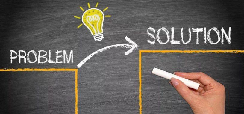 Иной взгляд дает иной результат или переход из рамки проблемы в рамку решения.