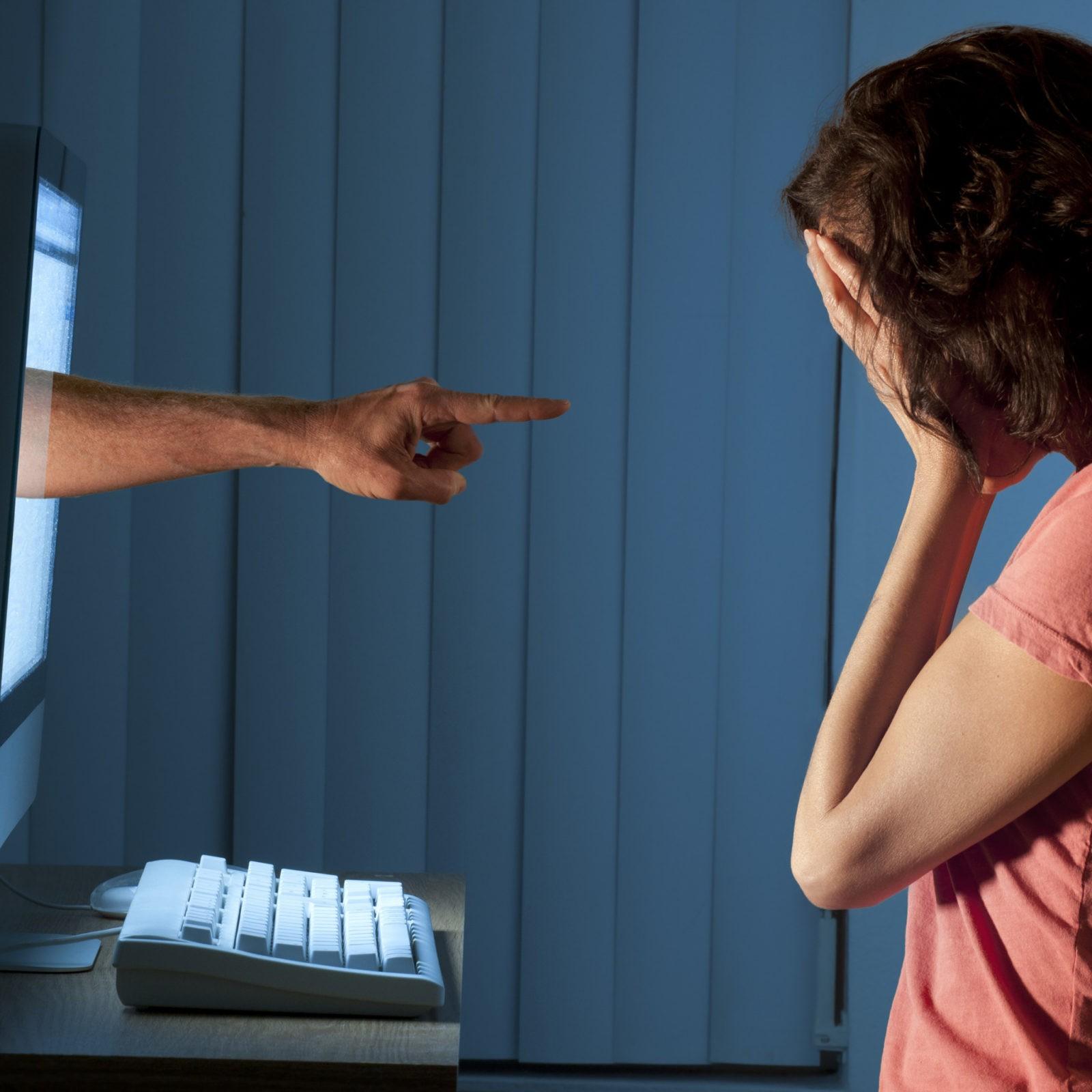 Агрессия в виртуальном пространстве или что же пытается защитить оппонент?