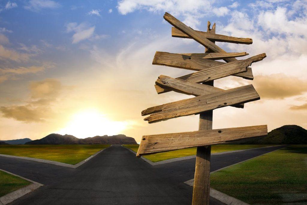 Жизненный путь, смыслы и всё что к этому прилагается